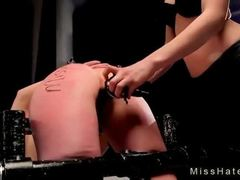 Punished, Submission, Tied up, Domination, Ass, Kinky, Bound, Lezdom, Slave, Disgrace, Lesbian, Bdsm, Babe, Latex, Mistress, Pussy, Spanking, Femdom, Rough, Blonde, Fetish, Bondage
