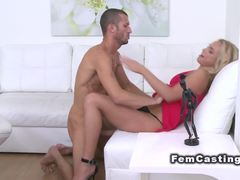 Interview, Fucking, Feet, Casting, Lick