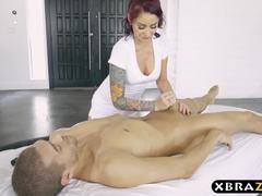 Big cock, Monster cock, Fucking, Cock, Riding, Wife, Massage, Passionate