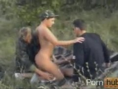 Orgy, Gangbang, Anal, 3 some, Blowjob, Hardcore, Big tits, Double, Blonde, Doggystyle, Cumshot, Group, Hairy, Banging, Assfucking, Forest, Facial, Bent over, Riding, Nature, Tits, Double penetration, Cum