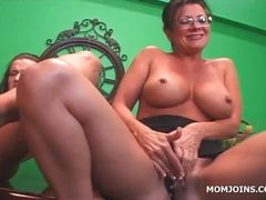 Group, Cunilingus, Cunt, Milf, Muff diving, 3 some, Tits, Big tits, Pussy, Not daughter, Hardcore, Lick