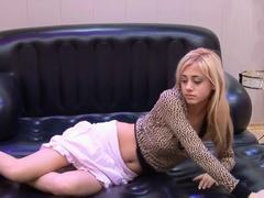 Blonde, Old, Ukrainian, Teen, 18-19 years, High definition