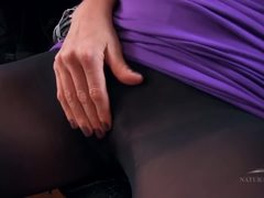 Secretary, Nylon, Masturbation, Striptease, Erotic, Milf, Clothes ripped, Office, Amateurs, Clit, At work, Natural tits, Teasing, Unshaved, Pantyhose, Spreading