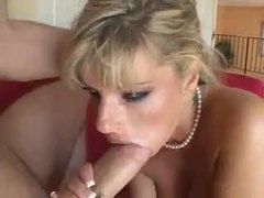 Sex, Monster cock, Boobs, Milf, Friend's mom, Stockings, Big cock, Blonde, Friend, Mommy, Cock, Tits, Hardcore, Big tits