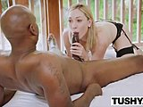 Cumshot, Monster cock, Anal, Monster, Huge, Lingerie, Oral, Ass, Blowjob, Sex, Blonde, Cock, Asshole, Wife, Jizz, Assfucking, Stretching, Cum, Big black cock, Stockings, Facial, Sucking, Interracial, Penis