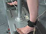 Bound, Slave, Spanking, Bondage, Bdsm, High definition, Fucking, Machine