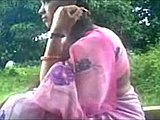 Blowjob, Amateurs, Indian, Outdoor, Public, Doggystyle, Bent over